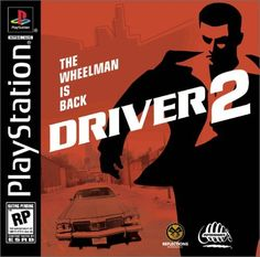 Driver 2 - PlayStation: Brand New and Sealed Sony Playstation 1 Game. Nintendo, Classic Video Games, Playstation Games, I Am Game, Pc Game, Greatest Hits, Pop, Arcade Games, Videos