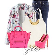 aml by stylisheve on Polyvore featuring Forever 21, H&M and Chanel