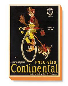 TRN 151 Transportation Art -Continental Tires