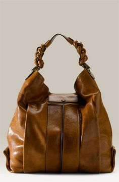 Chloé 'Heloise' Leather Hobo-loving the Handbags Beautiful Handbags, Beautiful Bags, Chloe Bag, My Bags, Fashion Bags, Nail Fashion, Fashion Handbags, Fashion Women, Purses And Handbags
