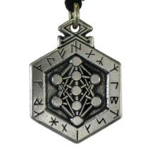 Armanen Runes Talisman yggdrasil Tree of Life Pendant // Description The Armanen rune set was originally developed by Guido Von List (1848-1919), and he claimed them to be a rediscovery of the primal Magical Runes. These runes came to Von List in a vision while he was suffering temporary blindness. The most original concept in his rune set is List's claim that his 18 runes correspond to the 18 Ma// read more >>> http://Cami453.iigogogo.tk/detail3.php?a=B007FRJWGY