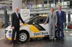 Opel startet Online-Bank mit Tages- und Festgeld
