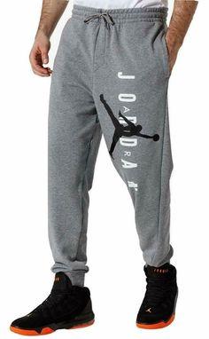 Nike Jordan Jumpman Sweatpants Joggers ~ Standard Fit ~ AA5591 063 ~ Size Medium