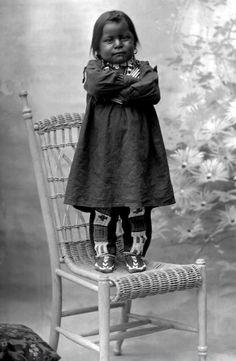 Capitanito ~ Ute Boy ~ Son of Chief Severo ~ Colorado ~ 1894
