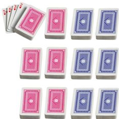 Mini Playing Cards - Party City ALICE IN WONDERLAND PARTY FAVORS