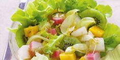 Salada Tropical no dia 27/04/2011