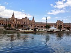 Sevilla, Andalucía, Spain.  This is where I studied abroad during college. It taught me a lot about opening myself to new experiences and the beauty and fun that you can find when you make a decision to be open. Great life lesson.