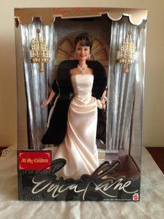 Barbie Erica Kane All My Children Doll Mattel Mib Daytime Drama Collection 1998