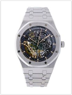 446d7619e3cc Audemars Piguet Royal Oak 41mm Double Balance Stainless Steel Men s Watch  Price Audemars Piguet Price