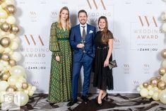 Der Wedding Award 2019: Finden Sie die Gewinner im Golden Guide Switzerland! Gala Dinner, Awards, Events, Dresses, Fashion, Wedding Vows, Vestidos, Moda, Fashion Styles