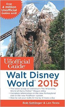 This is, hands-down, my FAVORITE annual Disney World guide book. If you're planning a Disney trip, you should absolutely check it out.