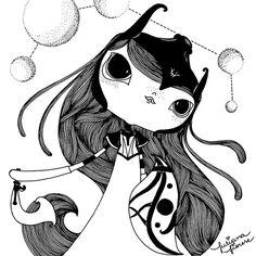 Geeente !! Essa é a minha versão da Luna, uma das personagens do jogo Dota2 , e ela está no livro #valquirias !! Corre lá para garantir o seu !! A edição é super limitada !! www.catarse.me/valquirias ou link direto na bio !!  #luna #dota2 #moonrider #lunamoonrider #defenseoftheancients #ilustração #illustration #nanquim #ink #feitocomamor #desenho #draw #catarse #financiamentocoletivo #crowdfunding  Veeem gente !!
