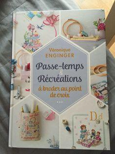 Passe Temps Et Recreations A Broder Au Point De Croix de veronique enginger
