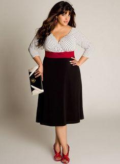 Plus Size Women   Plus Size Clothing for Winter - Women's Fashionable Plus Size: