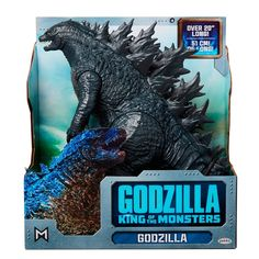 Superb Godzilla King of Monsters Figure Now at Smyths Toys UK. Shop for Godzilla At Great Prices. Godzilla Figures, Godzilla Toys, All Godzilla Monsters, Clone Trooper, Rampage Movie, Legos, Pacific Rim Kaiju, Army Men Toys, Monster Pictures