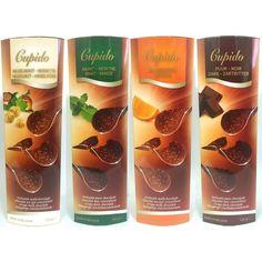 Belgium Cupido Crispy Chocolate Various Flavor Hazelnut / Mint / Orange / Dark #Cupido