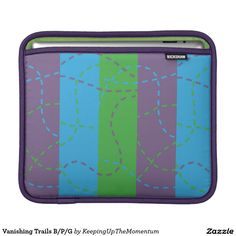 Vanishing Trails B/P/G Sleeve For iPads