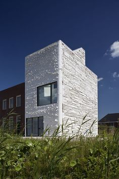 CC-Studio, Studio TX and Rob Veening – Fabric Façade Studio House