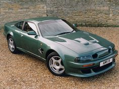 1995 Aston Martin V8 Vantage Le Mans