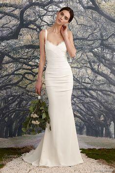 Nicole Miller Bridal Spring 2016 Wedding Dresses   Wedding Inspirasi