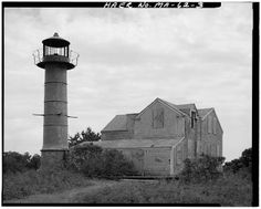 You can read about the history of the Monomoy Point Lighthouse here: http://www.us-lighthouses.com/displaypage.php?LightID=78.