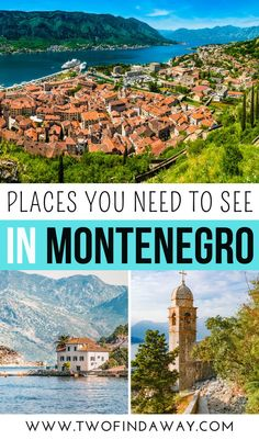 These photos of Montenegro will show you its diverse beauty and inspire you to book a trip yourself. Visit Montenegro I Montenegro Travel I Where to Go in Montenegro I Things to Do in Montenegro I What to See in Montenegro Itinerary I Amazing Destinations in Europe I Travel Hidden Gems in Europe I Bucket List Destination in Europe I Balkans Travel I Travel Tips for Montenegro I Photos of Montenegro I Things to do in Kotor I Perast I Cetinje I Lovcen I Budva #montenegro #balkans Bucket List Destinations, Amazing Destinations, Montenegro Travel, European Vacation, Destin Beach, Eurotrip, Weekend Getaways, Where To Go, Trip Planning