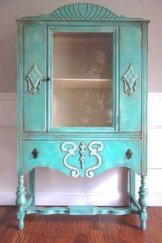 SOLD Antique Hand Painted Shabby Chic by FrenchCountryDesign