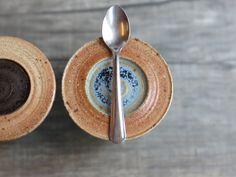 lidded jars by Anna #toscAnna on #etsy