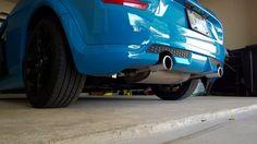 Volvo C30 PLE (QTP Cutout and Stock Exhaust) #Volvo #XC90 #car #VolvoXC90 #v40 #cartweet #cars #auto #v60