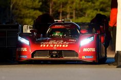 Nissan GT-R LM Nismo Le Mans car – 'Our goal is to win' - it helps if you have actually compete !