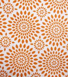 Quilter's Showcase Fabric - Orange Burst
