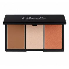 Sleek Makeup Face Form Right now, I'm using the Elf contouring blush&bronzer, but kinda want to try this Sleek one too.