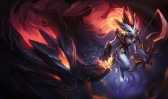 Kindred/SkinsTrivia - League of Legends Wiki - Champions, Items, Strategies, and…