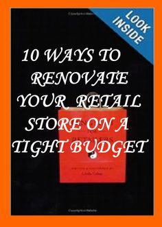 10 ways to renovate your retail store on a tight budget
