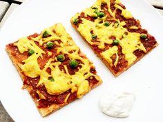 Rýchla vegánska pizza Vegetable Pizza, Vegan, Vegetables, Fit, Basket, Shape, Vegetable Recipes, Vegans, Veggies