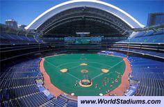 Sky dome @ Rogers Center--Toronto