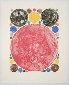 James Siena - Coalition, Print