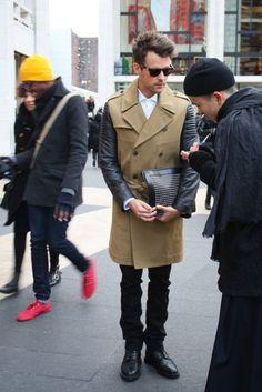 brad goreski. amazing jacket.