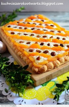 Mazurek kokosowy najpyszniejszy Ciasto: 300 g mąki to… na Stylowi.pl