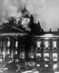 28. Februar Reichstag.