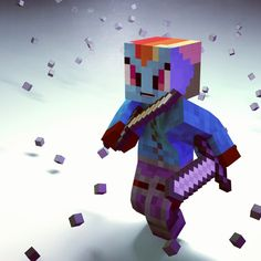 I request made by a #Youtuber #Minecraft #Minecraftonly #Animation