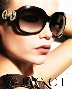 Glamour defined by Gucci Eyewear