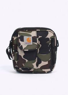 f425c09ac5 Carhartt Essential Bag - Camo Duck Us Store, Essentials, Camo, Backpacks,  Accessories