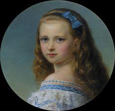 Elisabeth (Ella) of Hesse,later grand duchess of Russia