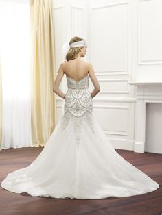 Bridal Style ISLA | Wedding Dress - The Official Site of Val Stefani