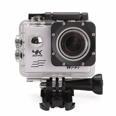 SJ8000+ Ultra 4K HD 1080P WiFi 2.0 Inch LCD Sports Action Waterproof Mini DV Camera