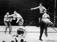 JOE LOUIS VS. MAX SCHMELING - JUNE 22, 1938