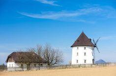 Le Moulin, Czech Republic, Prague, Cabin, Mansions, House Styles, Home Decor, Windmill, Decoration Home