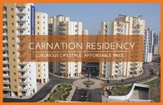 is built on sprawling 29 acres in Sector 85 , New Gurgaon surrounded by open spaces. Everyone can join us as this project is ready for possession.in/carnation-residency/ Open Spaces, Carnations, Luxury Lifestyle, Acre, Multi Story Building, Join