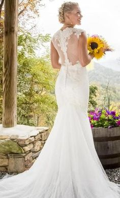 Berta Bridal: buy this dress for a fraction of the salon price on PreOwnedWeddingDresses.com